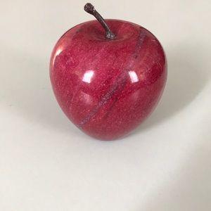 Farmhouse Marble Apple